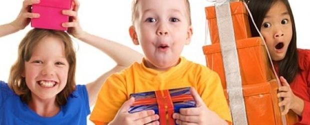 Cateva idei de cadouri pentru copii