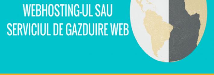 Ce este gazduirea web sau hosting-ul?