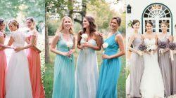 Ce rochii pot purta domnisoarele de onoare la o nunta?