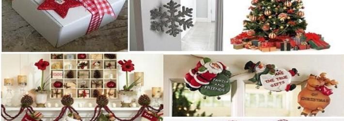 Cum sa cauti cadouri si decoratiuni de Craciun?