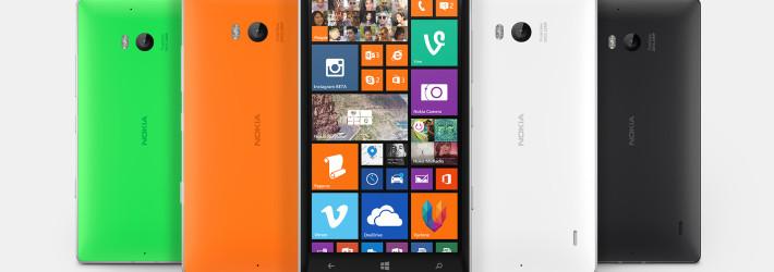 Telefoanele de top de la Nokia