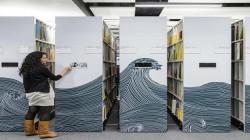 Tipuri de sisteme de shelving in librariile moderne
