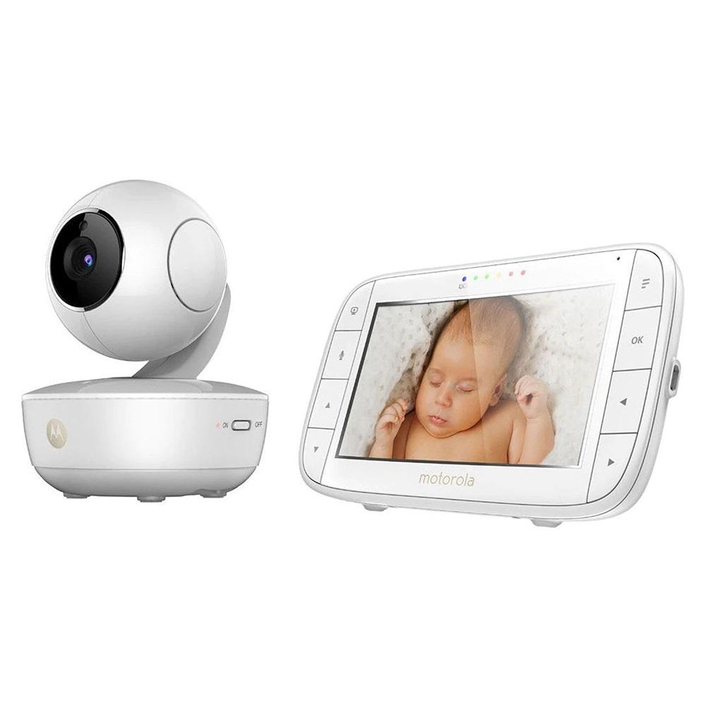 Baby monitor Motorola Mbp55 portabil – pentru siguranța copilului tău