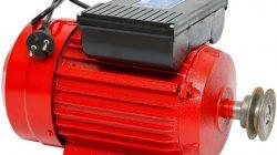 Motor electric monofazat 3kw pentru domenii casnice și industriale